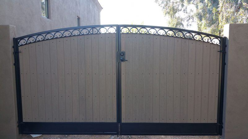 Fence & Gate Painting Gallery